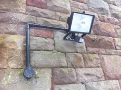 External PIR Floodlight